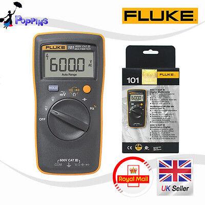 Handheld and Easily Carried Digital Fluke 101 Multimeter UK Stock