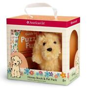 American Girl Pet Honey