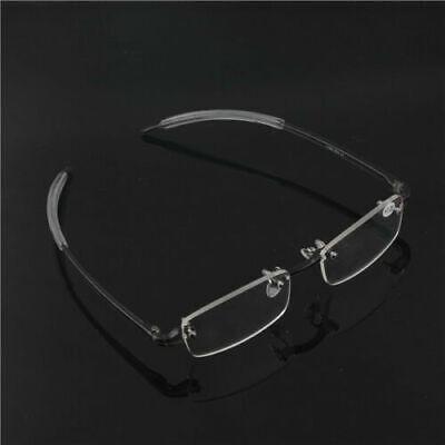 Ultralight TR90 Rimless Designer Men Women Reading Glasses from +1.00- +4.00 Health & Beauty