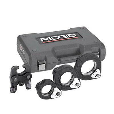 Ridgid Xl-cs Propress Xl-c Standard Press Ring Kit 2-12 - 4 Capacity