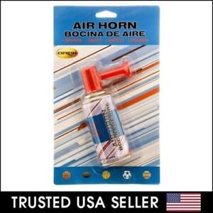 PARTY AIR HORN Hand Held DOG TRAINING ~ BOAT SPORTS PARTY HORN LOUD BLAST .81oz