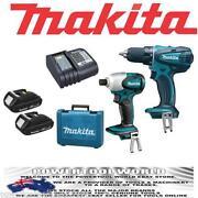 Makita 18V Combo