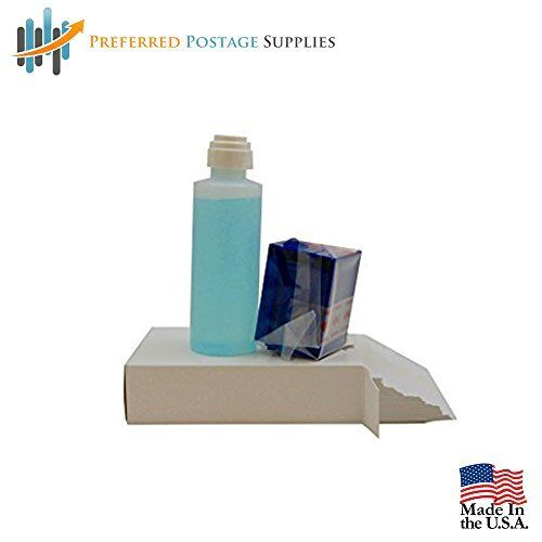 Supply Pack With Postage Tape, Sealing Solution, Compatible 765-9 Red
