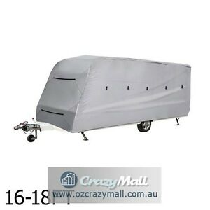 UV Waterproof 4 Layer Caravan Cover All Sizes Melbourne CBD Melbourne City Preview