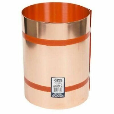 Amerimax 67320 20 X 10 Copper Roof Flashing