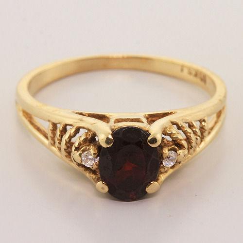 Vintage Diamond Right Hand Rings Ebay