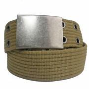 Mens Cotton Belt