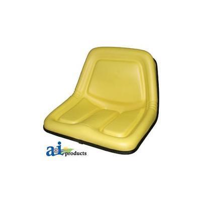 Am117924 Yellow Seat For John Deere Gator 4x2 Sn 019950