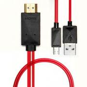 USB to HDMI Cable