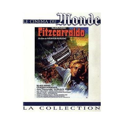 * FITZCARRALDO de Werner Herzog - DVD NEUF SOUS CELLO - RARE FILM EXCEPTIONNEL !