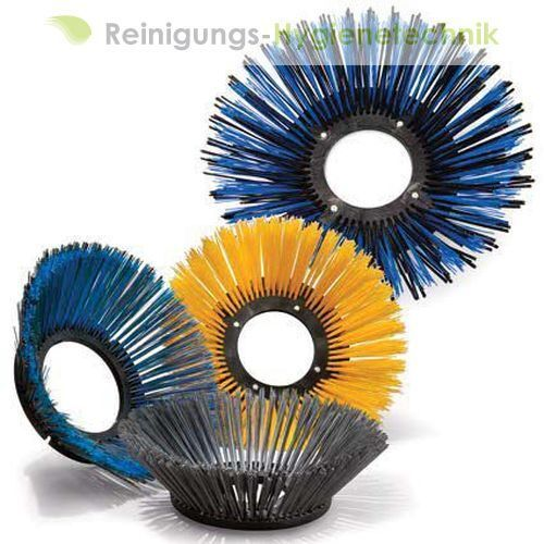 Conical Brush Suitable For Holder V 130 Mixed Poly 2,70 / Flat Wire 2,80 Gutter
