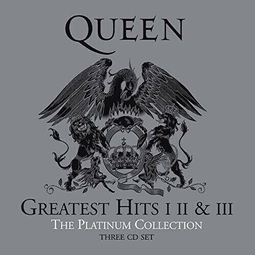 Queen + Adam Lambert - Platinum Edition [new Cd] Boxed Set, Platinum Ed