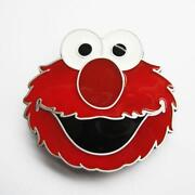 Elmo Belt Buckle