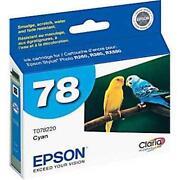 Epson 78 Ink