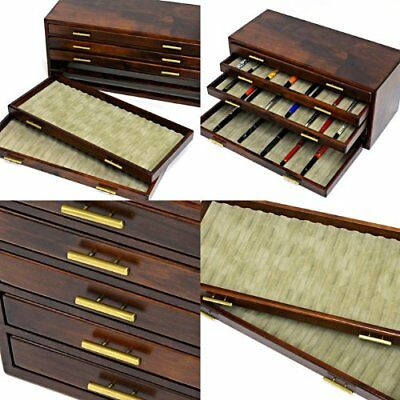 Toyooka craft Fountain pen box KINGDOM note bespoke for 100 pens F/S from JAPAN