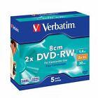 Verbatim Camcorder Tapes & Discs