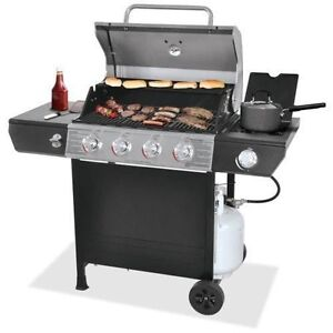 BBQ Grill Wanted