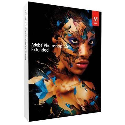 Разное Adobe Photoshop Extended CS6 With