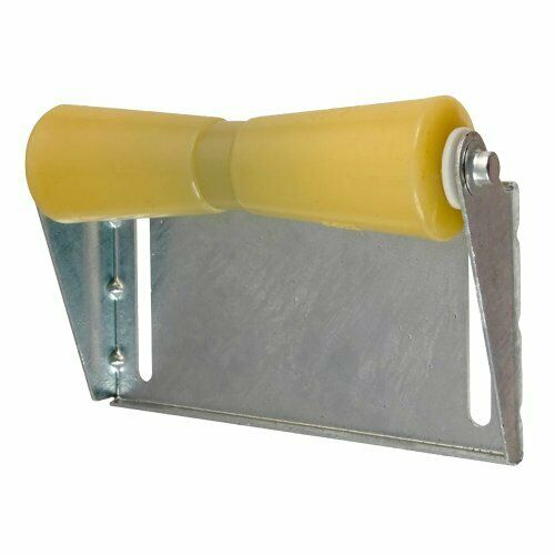 CE Smith Trailer 10455G Galvanized Roller Bracket Assembly, 12""