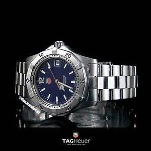 Genuine TAG HEUER 2000 CLASSIC Men's Blue Dial 200M Pro Diver Sydney Region Preview