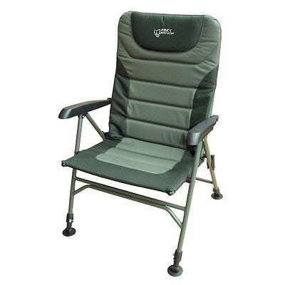 NEW Fox Warrior XL Arm Fishing Chair - Warrior XL - CBC043