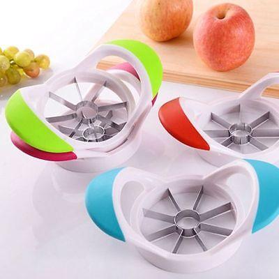 Apple Cutter Slicer Wedger Fruits Corer Stainless Steel Blades UK SELLER Wedger Corer