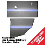 Classic Mini Door Cards