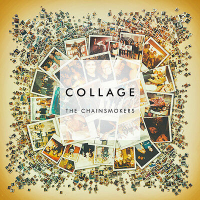 Chainsmokers  The Chainsmokers   Collage  New Cd  Extended Play
