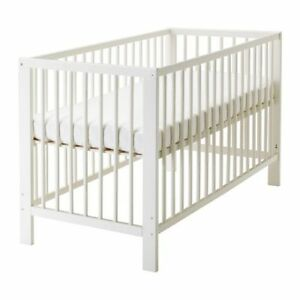 Ikea Crib / Toddler Bed