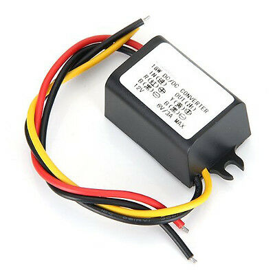 12v To 6v Dc-dc Buck Converter Step Down Module Power Supply Volt Regulator T1