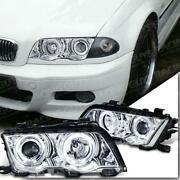 BMW E46 Angel Eyes