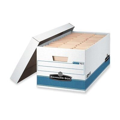 Bankers Box Storfile - Letter Lift-off Lid - Taa Compliant - Fel00701