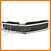 Chevy Traverse Grill