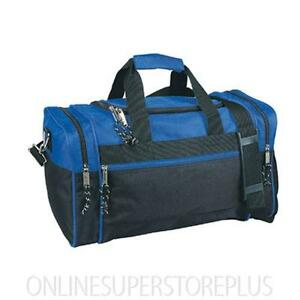 Brand-New-Duffle-Bag-Duffel-Bag-Large-in-Royal-Blue-and-Black-Gym-Bag
