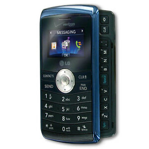 BRAND NEW LG VX9200 enV3 VCast QWERTY Blue No Contract Cell Phone [VERIZON]