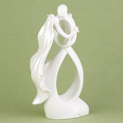 NEW Hortense B. Hewitt Porcelain Dancing Couple 9.5