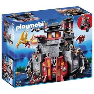 BRAND NEW PLAYMOBIL Dragons Great Asian Castle 5479