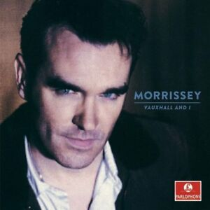 MORRISSEY VAUXHALL AND I LP VINYL (2014 Reissue)