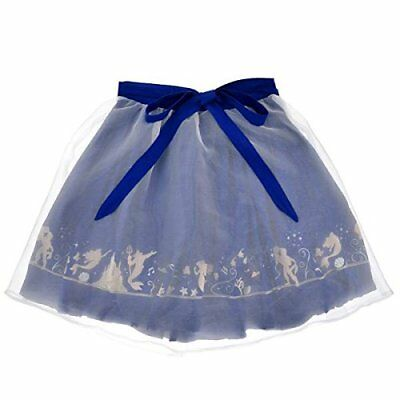 Disney Store Japan The Little Mermaid Ariel Adult LARGE Skirt Key To My Heart