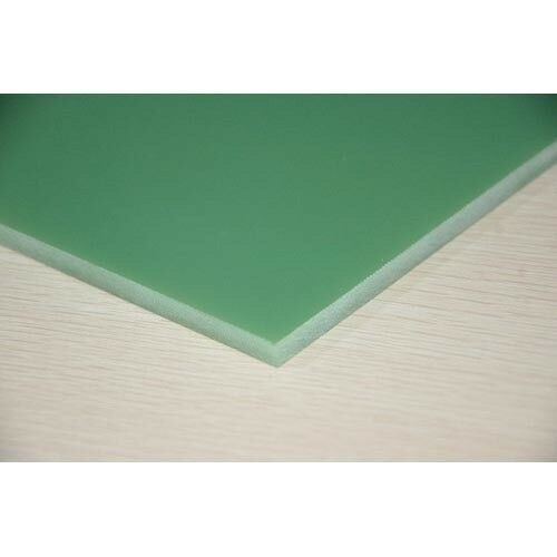 "BARGAIN !! G10 FR4 Glass Epoxy Laminate/Micarta Sheet 1/4"" x 9-1/4"" x 15-1/8"""