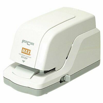 MAX Flat Clinch Electronic Cartridge Stapler (eh-20f) (eh20f) Flat Clinch Electronic