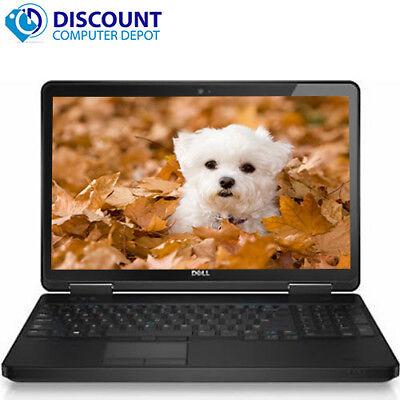 Dell Latitude E5540 Laptop Computer PC Intel i5 8 GB 500 GB Windows 10 Pro WiFi