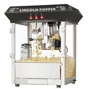 Used Popcorn Machine