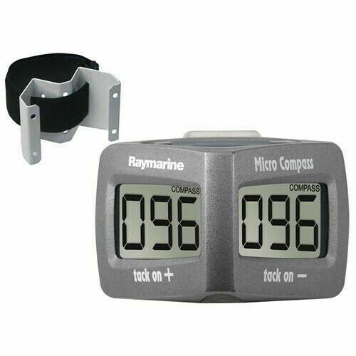 Raymarine Micro Compass System w/Strap Bracket Wireless, T061