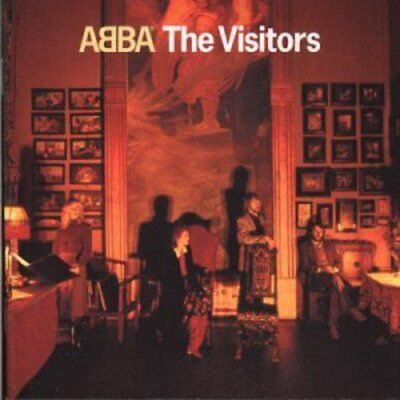 ABBA - The Visitors  (CD)