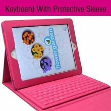 Ipad BrandNew Wireless Keyboard case and Aluminium Wireless Keyb Port Kennedy Rockingham Area Preview