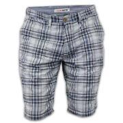 Mens White Shorts