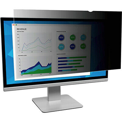 "3M Privacy Filter for 24"" Widescreen Monitor (16:10) (PF240W1B) - Open Box"