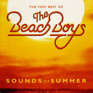THE BEACH BOYS (SOUNDS OF SUMMER - GREATEST HITS CD SEALED + FREE POST)