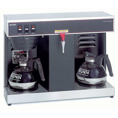 Automatic Commercial Coffee Brewer With Hot Water Faucet